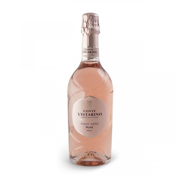 Pinot Nero Rosé Brut Methodo Charmant | Conte Vistarino