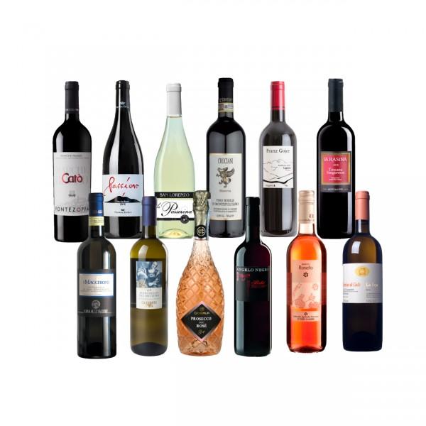 """Weinprobe-Paket """"Grande Degustazione"""""""