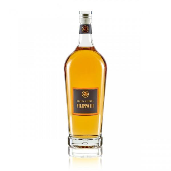 Grappa Filippo III - 0,7 lt. | Antica Distilleria di Altavilla