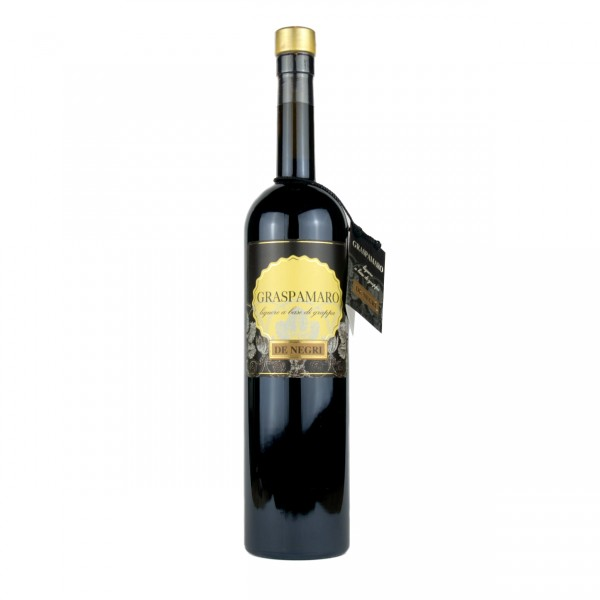 Graspamaro Liquore - 0,7 lt. | De Negri