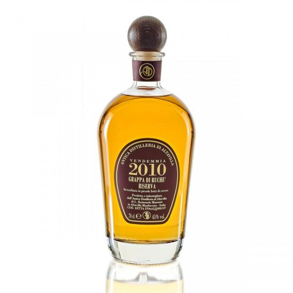 Grappa Ruché Riserva - 0,7 lt. | Antica Distilleria di Altavilla