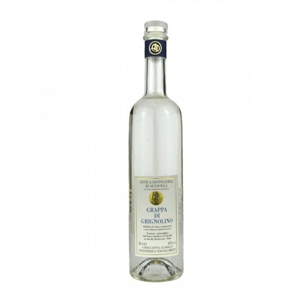 Grappa di Grignolino 0,5 lt. | Antica Distilleria di Altavilla