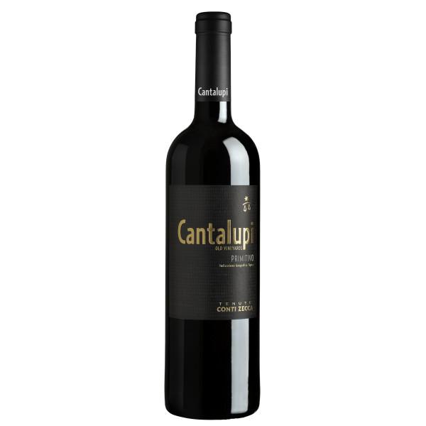 Cantalupi Old Vineyards Primitivo IGP 2017 | Conti Zecca