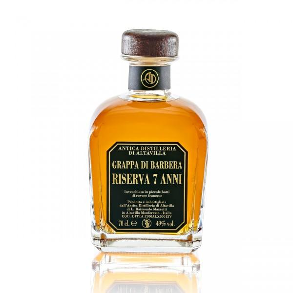 Grappa Barbera Riserva - 0,7 lt. | Antica Distilleria di Altavilla