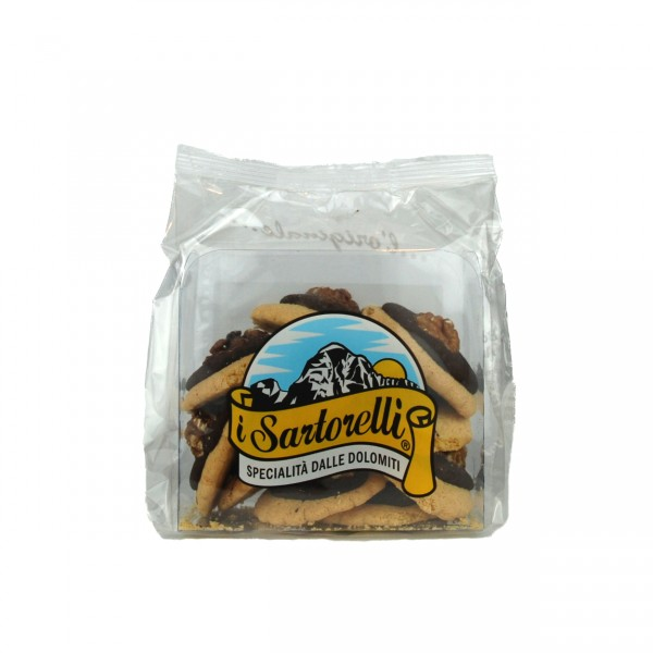 Sartorelli Dunkle Schokolade und Wallnuss | I Sartorelli