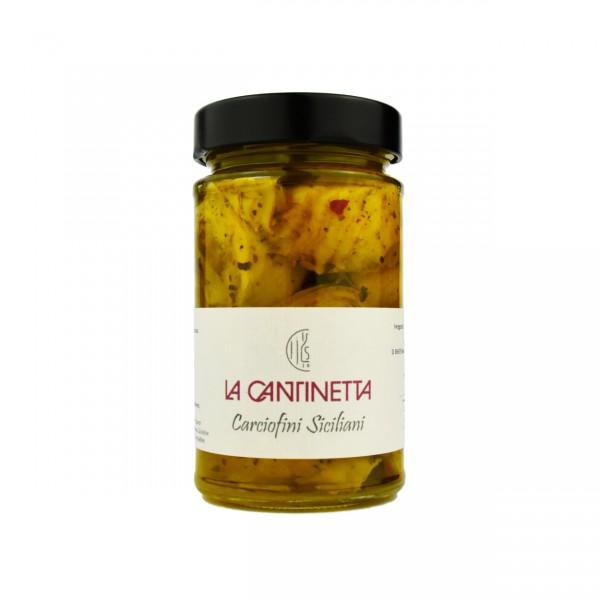 Carciofini Siciliani | La Cantinetta
