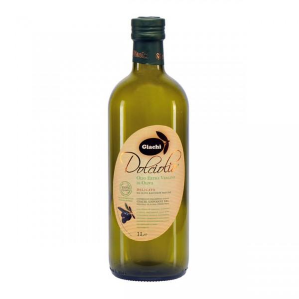 Dolciolio Olio Extravergine di Oliva - 1 lt. | Giachi