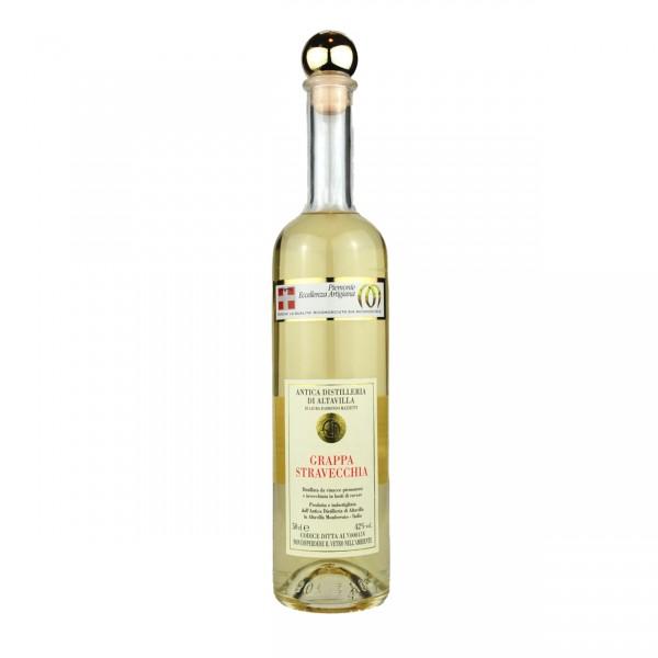 Grappa Stravecchia - 0,5 lt.   Antica Distilleria di Altavilla