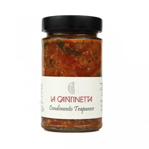 Condimento Trapanese | La Cantinetta