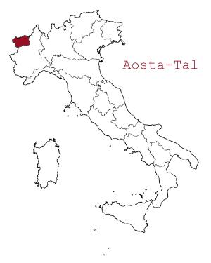 Aosta-Tal